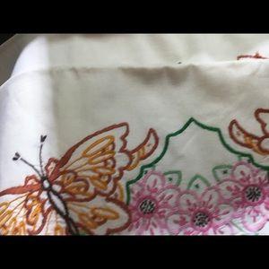 Pair Vintage pillow Cases/Shams